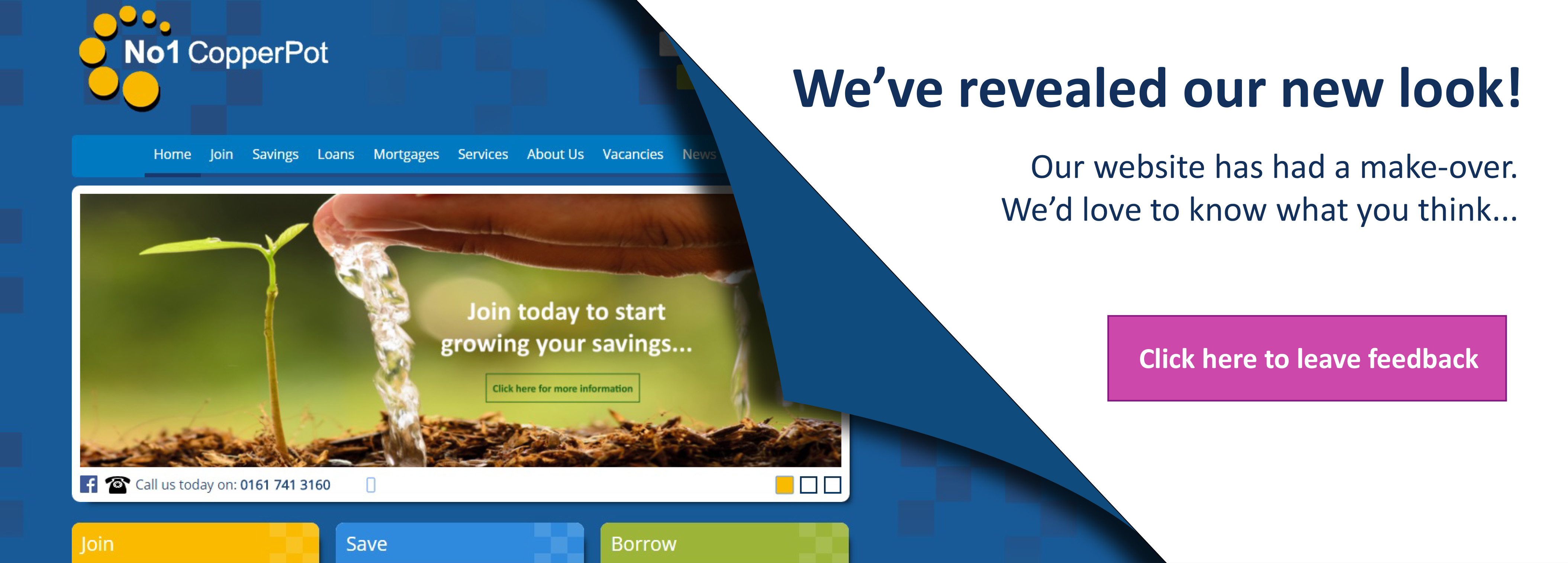 Welcome to our updated website